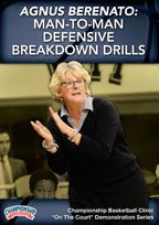 Agnus Berenato: Man-to-Man Defensive Breakdown Drills