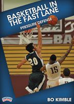 Basketball in the Fast Lane - Pressure Defense