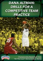 Dana Altman: Drills for a Competitive Team Practice