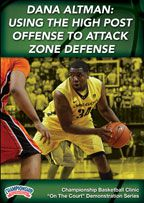 Dana Altman: Using the High Post Offense to Attack Zone Defense