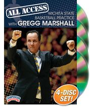 All Access Wichita State Basketball Practice with Gregg Marshall