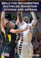 Drills for Implementing Fast-Paced Transition Offense and Defense