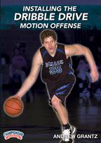 Installing the Dribble Drive Motion Offense