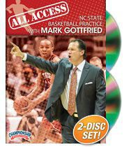 All Access NC State Basketball Practice with Mark Gottfried