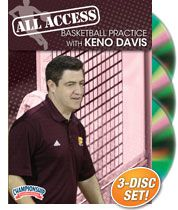 All Access Basketball Practice with Keno Davis