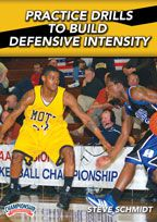 Practice Drills to Build Defensive Intensity
