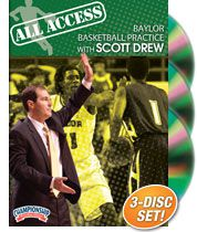 All Access Baylor Basketball Practice
