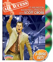 All Access Basketball Practice with Scott Cross