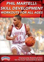 Phil Martelli: Skill Development Workouts for All Ages
