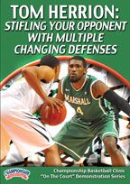 Tom Herrion: Stifling Your Opponent with Multiple Changing Defenses