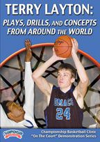 Terry Layton: Plays, Drills, and Concepts from Around the World