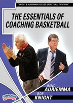 The Essentials of Coaching Basketball