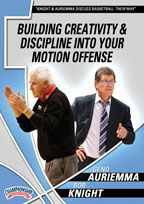 Geno Auriemma and Bob Knight: Learn from the Legends Series