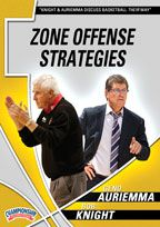 Zone Offense Strategies