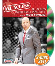 All Access Basketball Practice with Mick Cronin