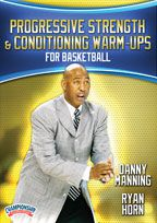 Progressive Strength and Conditioning Warm-ups for Basketball