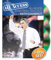 All Access Basketball Practice with Keith Dambrot