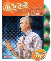 All Access Basketball Practice with Leon Rice