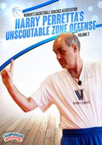 Harry Perretta's Unscoutable Zone Offense, Volume 2