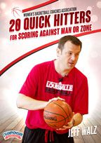 20 Quick Hitters for Scoring Against Man or Zone