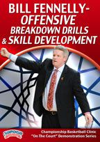 Bill Fennelly: Offensive Breakdown Drills and Skill Development