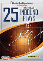 BasketballCoach.com presents: 25 Unstoppable Inbound Plays