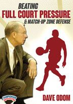 Beating Full Court Pressure and Match-Up Zone Defense