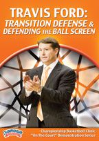 Travis Ford: Transition Defense & Defending the Ball Screen