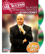 All Access Basketball Practice with Ryan Looney