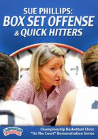 Sue Phillips: Box Set Offense & Quick Hitters