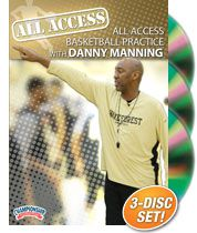 All Access Basketball Practice with Danny Manning