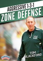 Aggressive 1-3-1 Zone Defense