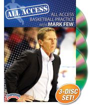 All Access Basketball Practice with Mark Few