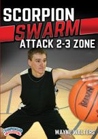 Scorpion SWARM Attack 2-3 Zone Defense