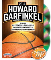 2014 Howard Garfinkel Basketball Coaches Clinic