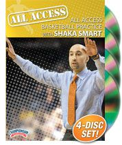 All Access Basketball Practice with Shaka Smart