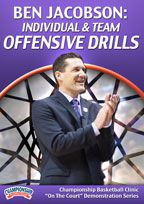 Ben Jacobson: Individual and Team Offensive Drills