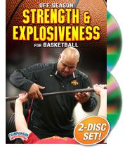 Off-Season Strength & Explosiveness Training for Basketball