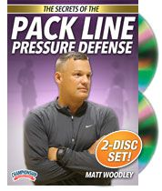 Matt Woodley's Pack Line Defense 2-Pack