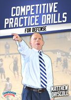 Competitive Practice Drills for Defense
