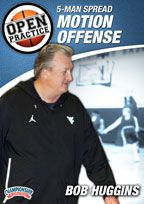 Bob Huggins Open Practice 2-Pack