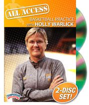 All Access Basketball Practice with Holly Warlick