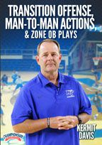 Transition Offense, Man-to-Man Actions, and Zone OB Plays