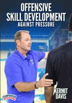 Kermit Davis' Coaching Basketball 4-Pack