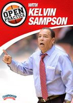 Open Practice with Kelvin Sampson