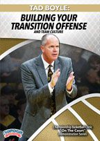 Tad Boyle: Building Your Transition Offense and Team Culture