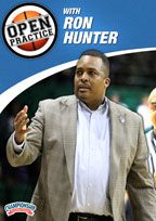 Open Practice with Ron Hunter