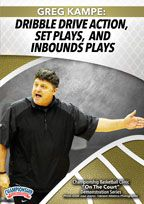 Greg Kampe: Dribble Drive Action, Set Plays, and Inbounds Play