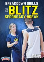 Breakdown Drills for the Blitz Secondary Break