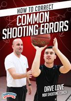 How to Correct Common Shooting Errors